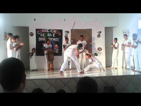 Capoeira em Aracatu