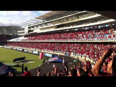Hay que saltar - Todo el Pascual salta- L.H.D.L.C - BRS - América vs Bogotá FC - Baron Rojo Sur - América de Cáli