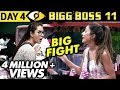 Hina Khan Vs Shilpa Shinde Big Fight | Bigg Boss 11 Day 4 - Episode 4 | 5Th October 2017 Full Update Image