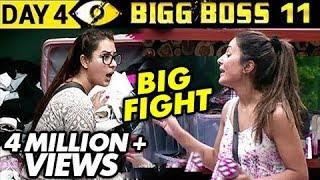 Video Hina Khan Vs Shilpa Shinde BIG FIGHT | Bigg Boss 11 Day 4 - Episode 4 | 5th October 2017 Full Update MP3, 3GP, MP4, WEBM, AVI, FLV Oktober 2017