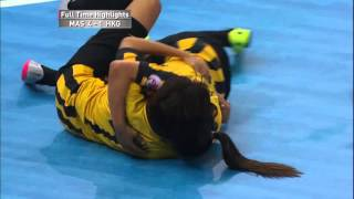 Video [Highlights] AFC Women's Futsal Championship Malaysia 2015 - Match #7 MALAYSIA V HONG KONG MP3, 3GP, MP4, WEBM, AVI, FLV November 2017