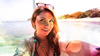 VOLUNTEERING And MANTA RAYS?!! | Yasawa Islands, Fiji