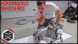 3. NEW GY6 ENGINE! [Ruckus Build Part 7]