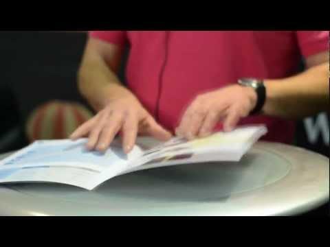 A4 Presentation Folder Printing at PrintHut.co.uk®