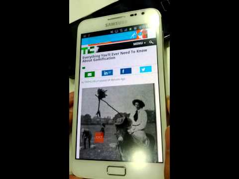 Video of Smart Browser
