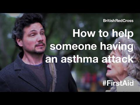 Everyday First Aid: Asthma