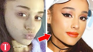 Video 10 Celebs Who Look TOTALLY DIFFERENT Without Makeup MP3, 3GP, MP4, WEBM, AVI, FLV Juli 2018