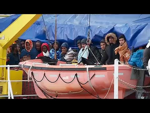 Ιταλία: Διασώθηκαν 373 μετανάστες