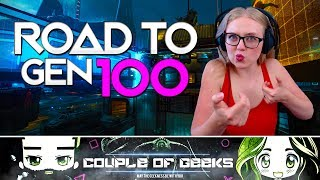 Titanfall 2: Road To Gen 100 - Episode 4Hey Pilots! It's Emira here and in today's Episode of our Road To Gen 100 I have decided to test out the Kraber! So as always Pilots if you have any advice for me or tips please let me know. I hope you are all enjoying this series as much as I am. It's something fun that I can do with your guys and learn at the same time. So thank you for all your awesome feedback!Other Links:Twitter: https://twitter.com/cofgeeksFacebook: https://www.facebook.com/CoupleOfGeeks/Our Website: www.cofgeeks.comInstagram: https://www.instagram.com/coupleofgeekz/