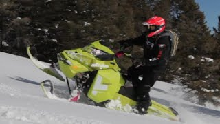 1. 2015 Ski-Doo Freeride 154