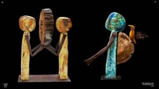 "Fragmento del libro \""Esculturas\"""