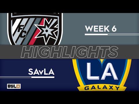 Сан-Антонио - LA Galaxy 2 2:0. Видеообзор матча 14.04.2019. Видео голов и опасных моментов игры