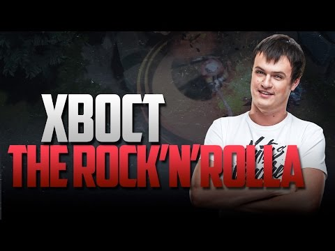 XBOCT, THE ROCK'N'ROLLA! - DOTA 2 Movie