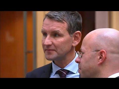 AfD-Thüringen: Björn Höcke darf in der Partei bleiben
