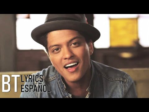 Bruno Mars - Just The Way You Are (Lyrics + Español) Video Official