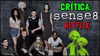 Sense8 é uma série ambiciosa, tecnicamente bem realizada, com uma premissa interessante e um elenco dedicado. Mas o ritmo é moroso demais, o roteiro é cheio ...