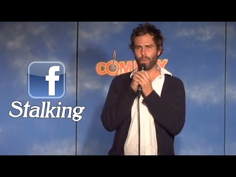 Facebook Stalking (Stand Up Comedy) 2012