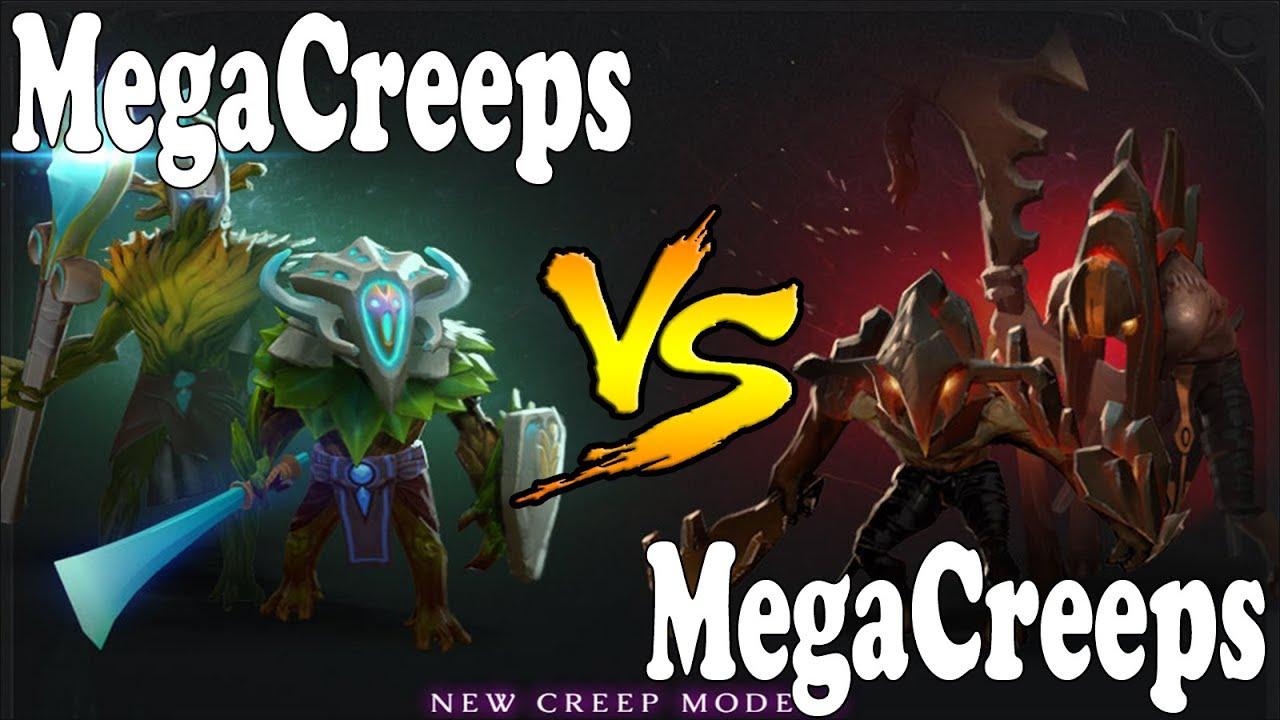 Đẳng cấp quăng game: MegaCreeps vs MegaCreeps