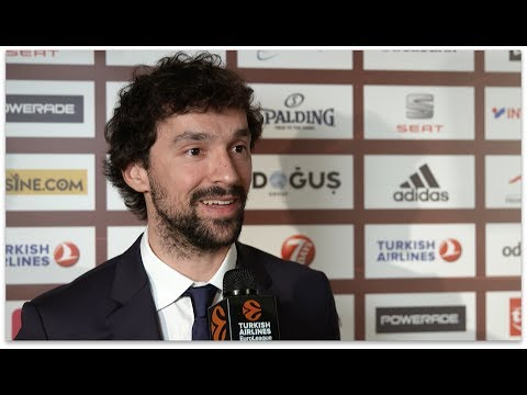 MVP interview: Sergio Llull, Real Madrid