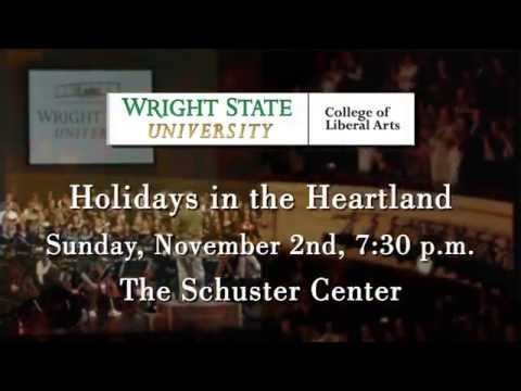 Video thumbnail: Wright State continues WWI project with 'Holidays in Heartland' concert