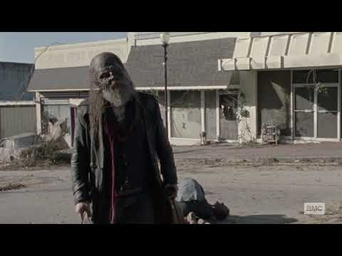 """The Walking Dead 10x14 """"Beta is angry about Alpha's Death"""" Season 10 Episode 14 HD"""
