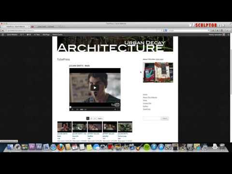 Youtube Gallery Plugin For WordPress – Video Tutorial