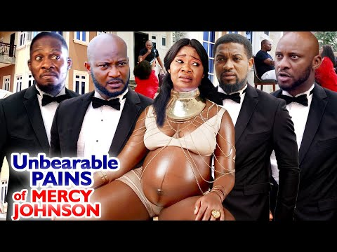 UNBEARABLE PAINS OF MERCY JOHNSON NEW MOVIE HIT (Mercy Johnson/Yul Edochie) 2020 Latest Movie