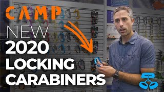 NEW CAMP Locking Carabiners for 2020 by WeighMyRack