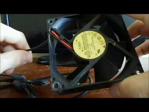 comment monter ventilateur pc