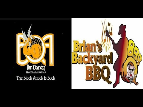 black oak arkansas live at brian 39 s backyard bbq