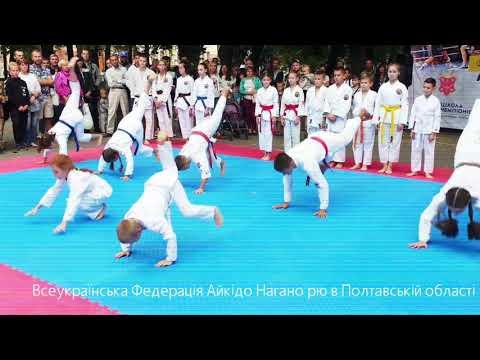 Айкидо Нагано рю Полтава