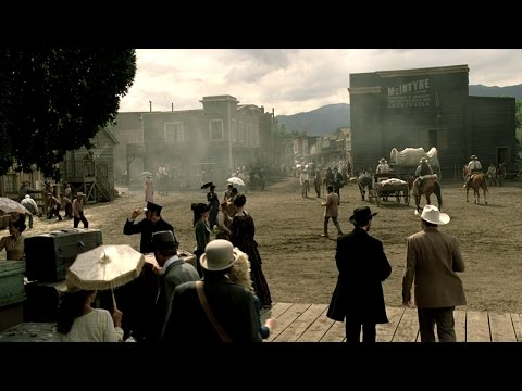 Westworld Season 1 (Featurette 'Welcome to Westworld')