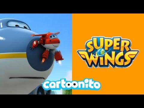 Super Wings | Big Wing | Cartoonito UK
