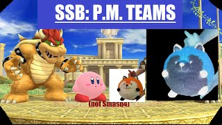 Teams-Project M (Very open to ideas for improvement)