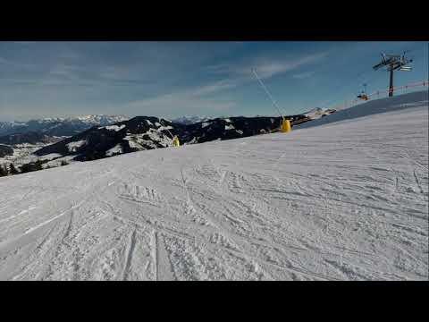 Ski Juwel černá 7 2020