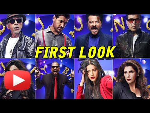 First Look Revealed: Meet The 'Welcome Back' Gang