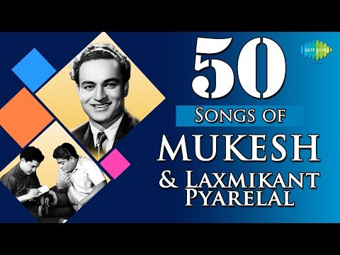 Video Top 50 Songs of Mukesh & Laxmikant - Pyarelal  | HD Songs | One Stop Jukebox download in MP3, 3GP, MP4, WEBM, AVI, FLV January 2017