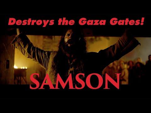 Gabriel Sabloff - Director -- Samson (2018) - Gaza Gate Sequence