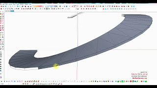 Video Draw a Curved Ramp in SketchUp MP3, 3GP, MP4, WEBM, AVI, FLV Desember 2017