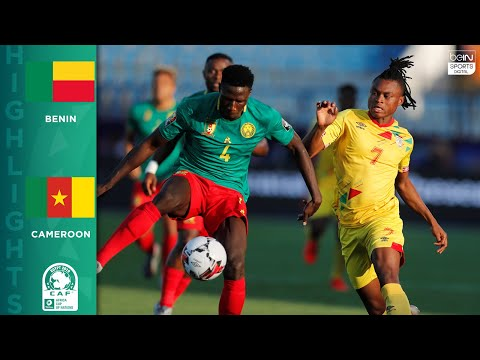 Highlights: Benin vs. Cameroon
