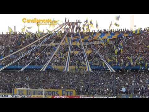 Hinchada Rosario Central vs Defensa y Justicia 12-05-13 (Canallamania.com) HD - Los Guerreros - Rosario Central