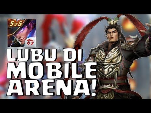 OMG LU BU! GAME MOBA TERBARU DARI GARENA! • Mobile Arena Indonesia
