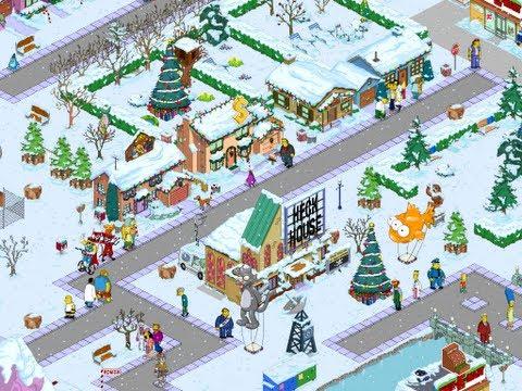 Krustyland Update Hack - Simpsons Springfield [LVL 32] - Donut Hack