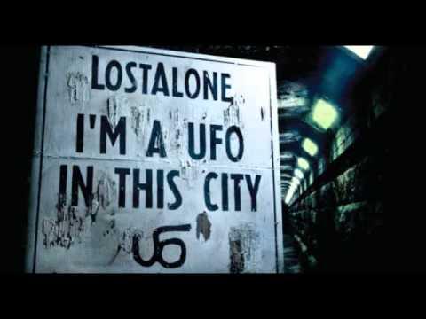 LostAlone - The Downside of Heaven Is the Upside of Hell lyrics