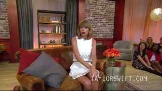 Taylor Swift's Worldwide Live Stream On Yahoo - Highlights