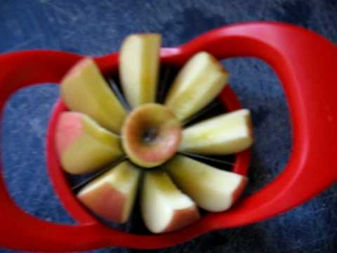 My new IKEA Apple Cutter