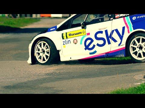 FIA ERC - 46 BARUM RALLY - Best footage of the LEG 1