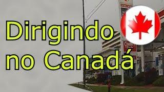 Hamilton (ON) Canada  City new picture : Destino: Canadá - TRÂNSITO / DIRIGINDO em Hamilton (Parte 8)
