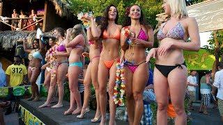 Video Bikini Contest 2014 at Gilligan's Island Bar Siesta Key Sarasota MP3, 3GP, MP4, WEBM, AVI, FLV Juni 2018