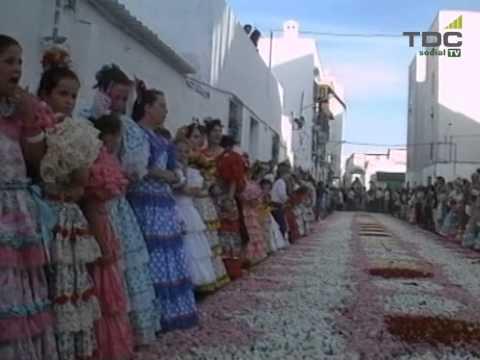 Año 1991, Procesión Virgen del Rocío
